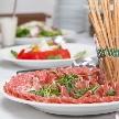 Wedding space hanami 表参道:パーティーにアクセントをつける美味しい料理を