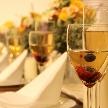 Wedding space hanami 表参道:ゲスト様へのおもてなしもフォトジェニックなカクテルで