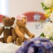 Wedding space hanami 表参道:小物も映える空間作り
