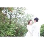 スタジオ撮影、前撮:Bon Fleur Wedding(ボンフルール ウエディング)●シイキ写真館/アミューウエディング