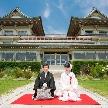 琵琶湖汽船ウェディング(ミシガン・ビアンカ・びわ湖大津館ガーデンウエディング):神社もご案内します♪和婚スタイルご希望のおふたりのフェア