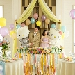 ラフィネ・マリアージュ迎賓館:★ハローキティを結婚式に招待★限定特典×特別プラン相談会♪