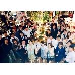 5(ファイブ)minamihorie:☆集合写真☆1階フロアのパーティーでは最大100名様までの集合写真が撮れます!