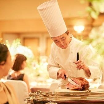 ホテル日航立川 東京:一番人気の「ローストビーフ」試食付き!ウエディングフェア