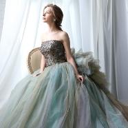 ドレス:マリーディテール