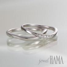 jewel HAMA(ジュエルはま)_【二人で作る結婚指輪】nature ナトゥーラ <自然>