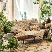 THINGS Aoyama Organic Garden.dth:【卒花人気No.1】◆婚礼直前の全館コーデ見学×豪華試食