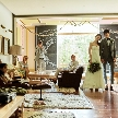 "THINGS Aoyama Organic Garden.dth:【土曜日限定企画】""ふたりの大好きを集めた結婚式""体感フェア"