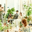 THINGS Aoyama Organic Garden.dth:【花嫁人気No.1】一軒家貸切で叶うオシャレ×自由×豪華試食