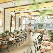 THINGS Aoyama Organic Garden.dth:◆1万6千円相当美食体験×本番直前コーデ◇THINGS花嫁人気No.1