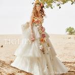 ウエディングドレス:TIGLILY
