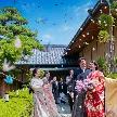渭水苑/祥雲閣:【青空*緑溢れる庭園&チャペルを体験】阿波牛試食×18大特典付き