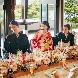 渭水苑/祥雲閣:【2名~OK★庭園を望みながら食事会】料金相談×阿波牛試食