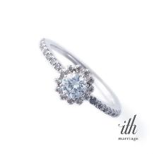 ith:【笑顔を誘うひまわりダイヤモンド】ジラソーレ / Girasole