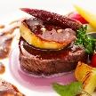 LA POLTO(ラ ポルト):【当館人気No.1】黒毛和牛&フォアグラ試食!Quoカード¥5000