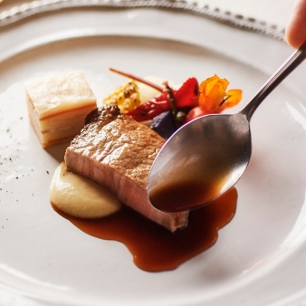 LA POLTO(ラ ポルト):【お料理重視におススメフェア】和牛+フォアグラ豪華3万円試食☆