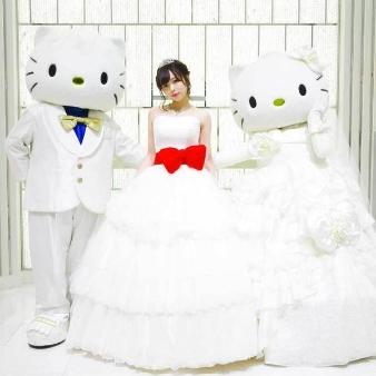 The Liverary(ザ ライヴラリー):★ハローキティを結婚式に招待★限定特典×特別プラン相談会♪