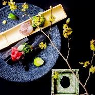 京都祝言 SHU:GEN:【秋OPEN】時を超える京建築の美×祇園おくむら試食付フェア