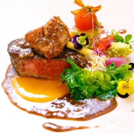 ラ・ブランシュ富山:【お料理重視の方必見】フルコース試食×クオカード5,000円付