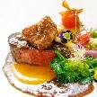 ラ・ブランシュ富山:【クオカード5000円付】絶品フルコース試食×森のチャペル体験♪
