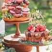 BARN&FOREST:【欧米の花嫁に大人気!】NEW会場公開×スイーツ試食フェア