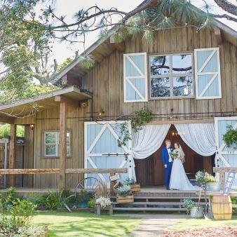 BARN&FOREST:【ラスティックな結婚式が叶う!】#プレ花一番人気見学フェア