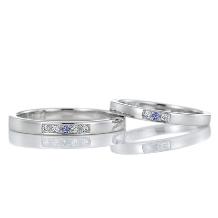 結婚指輪手作り.com enishi:enishi手作り結婚指輪工房(平打ち)