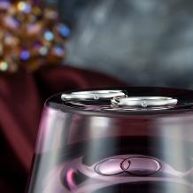 結婚指輪手作り.com:結婚指輪手作り.com (プラチナのシンプルリング)