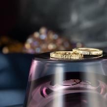 結婚指輪手作り.com:結婚指輪手作り.com(ツヤありの平打ち槌目)
