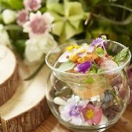 NAKANOSHIMA TERRACE # AND ME:【フレンチペア食事券付き】水上挙式体験×A5和牛豪華試食会