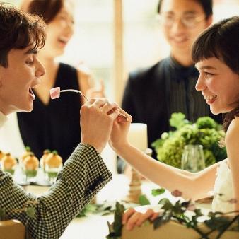 NAKANOSHIMA TERRACE # AND ME(中之島テラス # AND ME):【#家族と過ごしたい】少人数の結婚式ご検討の方おすすめフェア
