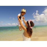 GREENROOM BEACH CLUB(グリーンルーム ビーチクラブ):【パパママ&キッズ婚】マタニティの方も安心!最短2カ月準備OK