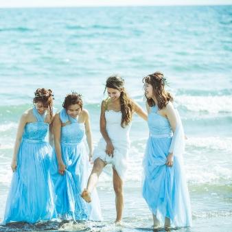 GREENROOM BEACH CLUB(グリーンルーム ビーチクラブ):【DIY好きプレ花嫁集合!】オリジナル満載ウェディングフェア♪