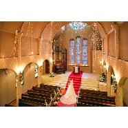 聖ラファエル教会:【安心ひと組貸切】フォトから披露宴まで何でもW相談会