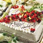 KELLER KELLER vita:パーティを彩る華やかなウェディングケーキでゲストをおもてなし