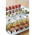 BRIDGE 日本橋(ブリッジ):新郎新婦の素敵な時間を素敵な料理が演出します。