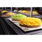 Cafe comme ca(カフェコムサ 銀座店):カフェコムサならではのフレッシュフルーツケーキ