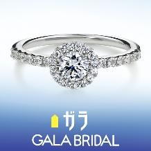 ガラ_ガラ BRIDAL エンゲージリング ~Gorgeous~