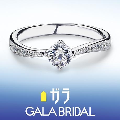 ガラ:流れるようなダイヤモンドの輝きに魅了されて~
