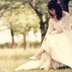 ロケーション撮影、前撮:ドレス工房 五萬円館