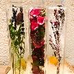 Sakuranoki Wedding(さくらの樹 ウエディング):【人気★DIY応援フェア】ハーバリウム作り★本番料理試食付き