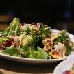 Anchor Point(アンカーポイント):お客様のリクエストにお応えして・・・グリーンサラダをご用意