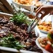 Anchor Point(アンカーポイント):米国産プライム牛ステーキをビュッフェで贅沢に!暖かいうちにお召し上がりください!