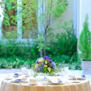 ソンブルイユ~幸せを味わうレストラン~:【結婚式当日の雰囲気を確認したい方へ】土曜日朝限定フェア