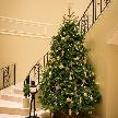ソンブルイユ~幸せを味わうレストラン~:【クリスマス装飾でロマンチックを体験したい方へ】ノエル見学会