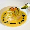 ソンブルイユ~幸せを味わうレストラン~:【結婚式当日のお料理を堪能したい方へ】婚礼フルコース体験