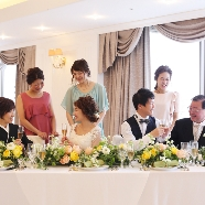 チャペルSterne(シュテルン):親しいゲストと気兼ねなく♪≪家族婚≫相談フェア