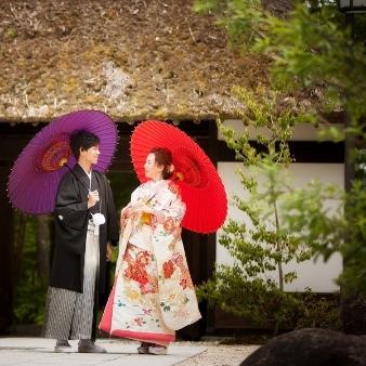 駒ヶ根高原 古民家ウェディング 「音の葉」のフェア画像