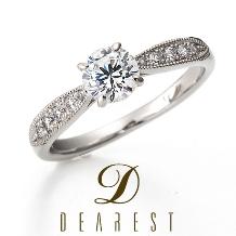 JEWELRY&WATCH GraL_【ディアレスト】ダイヤの輝きが指を美しく彩る(スーリール)