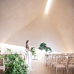 MIRAIE Wedding(ミライエ ウエディング):水曜限定◇チャペル重視の方◇和紙の温かみを感じる空間